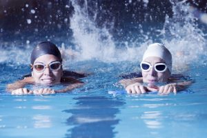 Zwemmen duur?